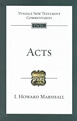 Acts: 5 (Tyndale New Testament Commentaries (IVP Numbered))