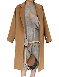 timeless design d3c73 50d93 Amazon.it: cappotto cammello - Giacche e cappotti / Donna ...