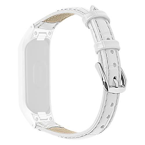 Cinturino universale per orologio-TianranRT♕ Cinturino da polso con cinturino in metallo di ricambio per Samsu Galaxy fit-e SM-R375,b