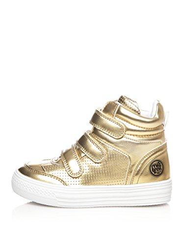 Sneaker alte Mistral K1537 color oro, EU 29