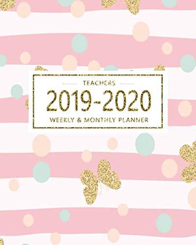 Calendario Premier League 2020 16.2019 2020 Teachers Planner Lesson Plan Weekly Monthly Planner Calendar Schedule Grid Dot Notes Important Birthdays Dates Communication Log