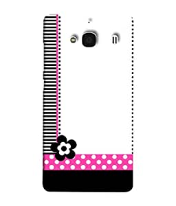 Fuson Designer Back Case Cover for Xiaomi Redmi 2 :: Xiaomi Redmi 2S :: Xiaomi Redmi 2 Prime (Kitty Cat Polka Dots Girls Bow)
