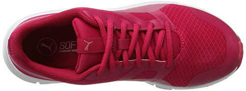 Puma Flexracer, Chaussures de Running Compétition Mixte Adulte Rose (Love Potion-rapture Rose)