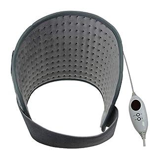 Ardes AR4H03 Heizband Lendenwirbelstütze für Rücken, Addome, thermisches Beine aus weichem Mikrofasern mit Klettverschluss.
