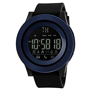 Smart Watch,LuckUK❤ Mens Bracelet,Digital watches,Fitness Tracker,Activity Tracker,Pedometer,Sport Waterproof Bluetooth Smart Watch Phone Mate For Smartphone