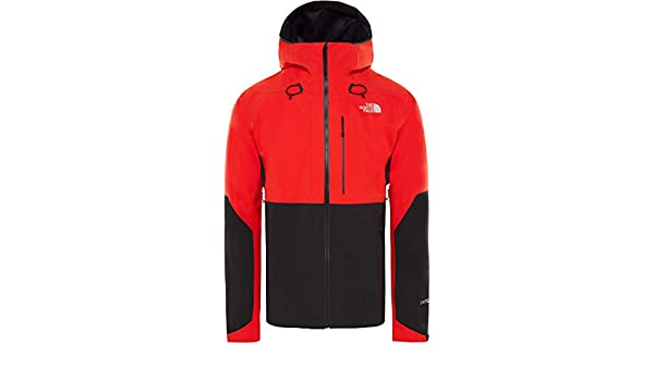 23439234867 THE NORTH FACE Mens Apex Flex GTX 2.0 Jacket L Fiery RED  Amazon.co.uk   Clothing