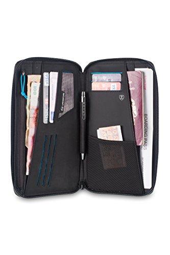 Lifeventure RFiD Travel Wallet