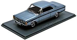 Neo - 43168 - Véhicule Miniature - Ford P7 20 M Coupé RS - Echelle 1:43