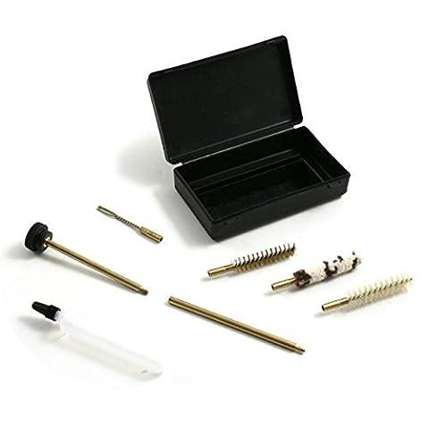 Waffenpflegewelt Kit d'entretien pour arme calibre 9mm/.38/9x 19Para/.357Magnum19,05 cm