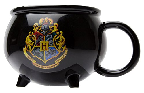 GB Eye Harry Potter, Cauldron 3D Tasse, Keramik, Mehrfarbig, 11 x 12 x 9 cm