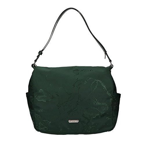 Alviero Martini 1A Classe shoulder bag Nylon Map green