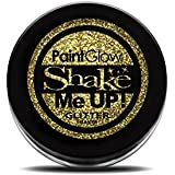 Paint Glow Shake Me UP! Holographic Glitter Shaker Gold