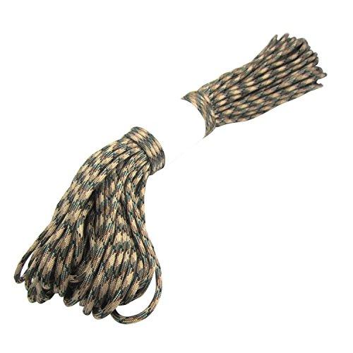 Cuerda paracaidas - TOOGOOR Paracord Cuerda paracaidas
