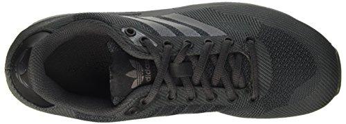 adidas Zx 750 Wv, Chaussures de Sport Mixte Adulte Noir - Negro (Negbas / Negbas / Griosc)