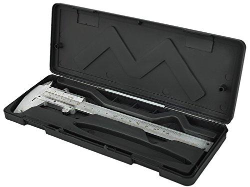 Messgerät Meßschieber Messschieber Analog 150 mm Schieblehre Etui 6 Inch Caliper Neu #1160