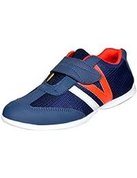 ZoShoes Women's Outdoor Multi sport Training Shoes Blue Women Sports shoe, Trendy Women Red slip on casual shoe, Running shoe for women.