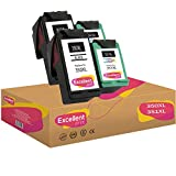 Excellent Print 350XL 351XL 350 351 Compatibili Cartucce per HP Officejet 5740 Photosmart C4280 C4480 C4205
