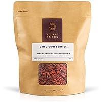 Raw and Natural Goji Berries, 500g