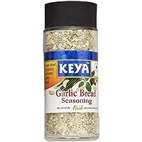 Keya Garlic Bread Seasoning Bottle, 50g