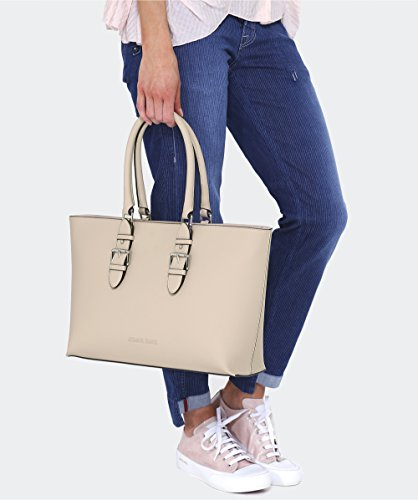 Grande Shopper Di Jeans Borsa Armani Nuda Da Donna RzfttqxPw