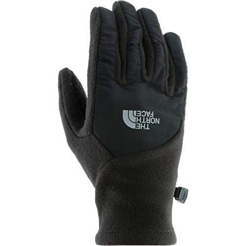 THE NORTH FACE Damen Denali Etip Handschuhe, TNF Black, S Denali Fleece