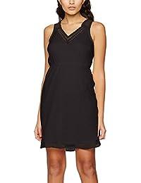 VERO MODA Damen Kleid Vmbianca S/L Mini Dress Noos