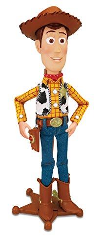 MTW Toys 64012 Toy Story - Shérif Woody Signature (Français)