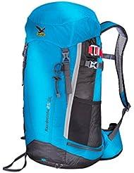 SALEWA Wanderrucksack Randonnee 25 SL - Pack de esquí de descenso libre, color azul, talla 54 x 30 x 3.5 cm