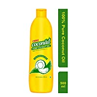 KLF Coconad Pure Coconut Oil - 500 ml