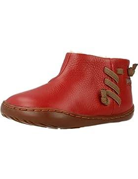 Botas para ni�a, color Rojo , marca CAMPER, modelo Botas Para Ni�a CAMPER CARSON RUNNER Rojo
