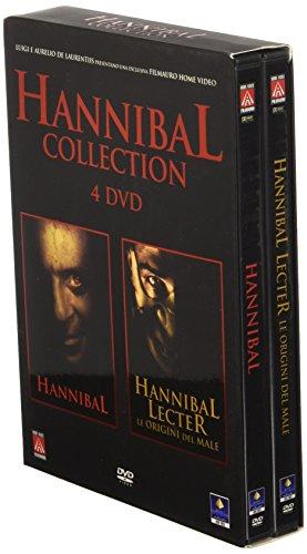 Hannibal + Hannibal Lecter