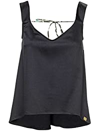 Liu Jo Damen Shirt. Colles Top, Farbe: Schwarz