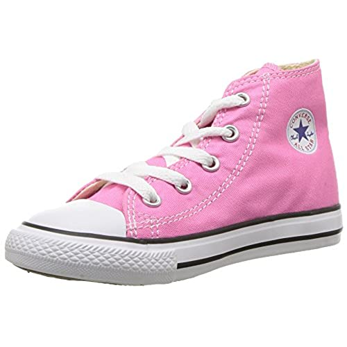 Converse Ctas Core Ox, Unisex-Kinder Sneakers, Pink (rose), 24 EU