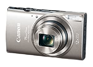 Canon Cameras Powershot 20.2 Megapixel Powershot Elph 360 Hs Digital Camera (Silver)(Pack of 1)