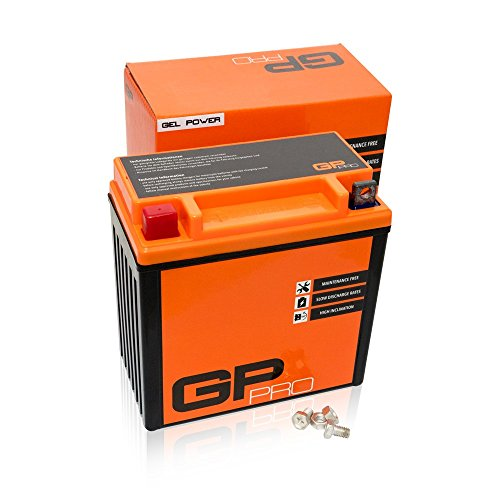 Batterie 12V 9Ah Gel GP-Pro (Typ - CB9-B/ähnlich YB9-B) (versiegelt/wartungsfrei)