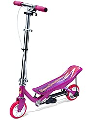 East Side Records 83003 - Junior Space Scooter, Outdoor und Sport, rosa