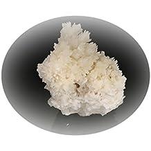 Aragonit weiß Kristallstufe Länge 110-120mm, Sammlermineral