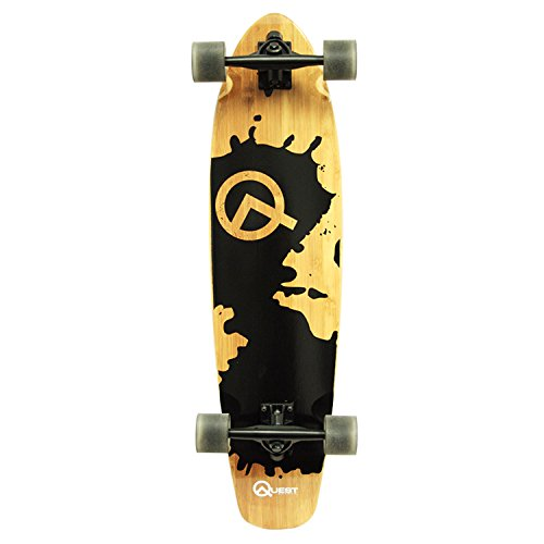 Quest Rorshack Bamboo Longboard 86,4 cm -