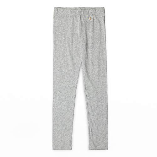 ESPRIT KIDS Mädchen Leggings, Silber (Heather Silver 223), 164 (Herstellergröße: L)