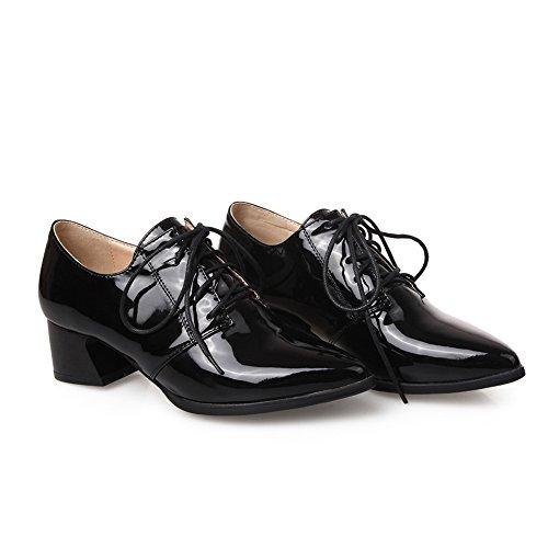 Adee, Zapatos De Tacón De Mujer Negra