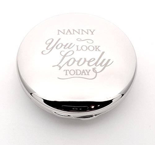 Nanny You Look Lovely Today Compact Mirr Buy Online In Canada At Desertcart