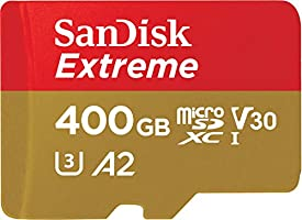 SanDisk Extreme microSDHC 3 Rescue Pro Deluxe