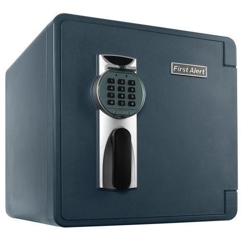 first alert dokumentenbox First Alert 2092df 1,3Kubikfuß grau Fire & Wasser Safe mit Digital Lock