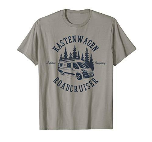Kastenwagen T-Shirt - ROADCRUISER