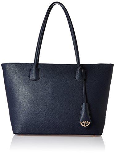 Lino Perros Women Handbag (Blue)(LWHB02020BLUE)