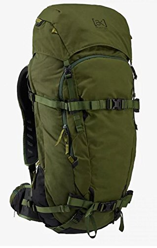 Burton Ak Incline 40l Pack -Fall 2018- Rifle Green Ripstop