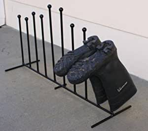 Buy Branded Shoe Racks Online at Amazon India Available in various materials like wood, plastic, metal, particle board, fabric and much more, you can choose the shoe rack that suits you best. These products are super durable and convenient, making is an essential at home.