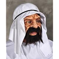 Zagone Studios M9012 adultos Mudanza Boca petrol-feros de Oriente Medio Rey Mask Costume