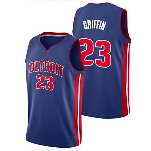 HWHS316 Detroit Pistons # 23 Blake Griffin Uniformes