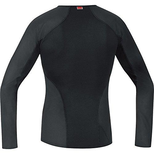 GORE BIKE WEAR Herren Thermo-Unterzieh-Shirt, Langarm, Stretch, GORE WINDSTOPPER - 4